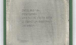 Procesor Intel Pentium 4 - procesoare